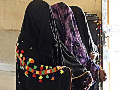 Women of the Gnaoua