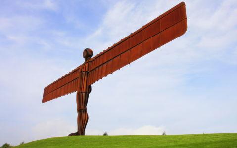 Angel of the North - Tyne & Wear, England