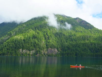 Lake Crescent Lodge - Olympic National Park, CA