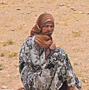 Desert Daughter