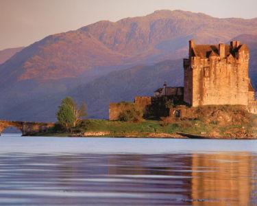 Eilean Donan Castle - Isle of Skye, Scotland